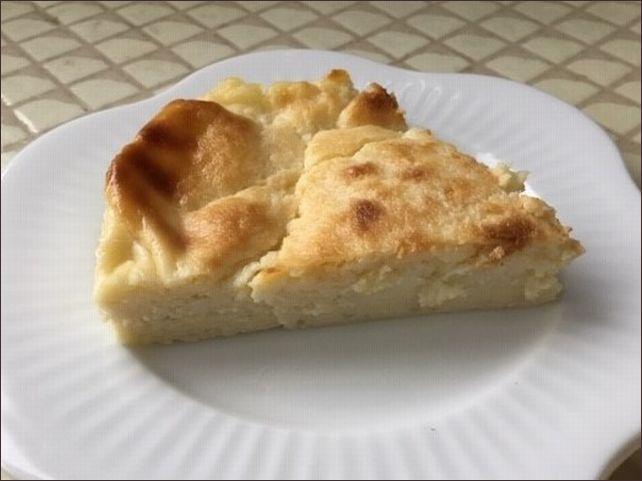 こぎ母に作ってもらったバスク風チーズケーキです。