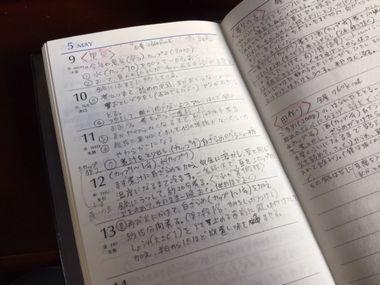 黒豆の作り方をメモしたらっこの手帳です。
