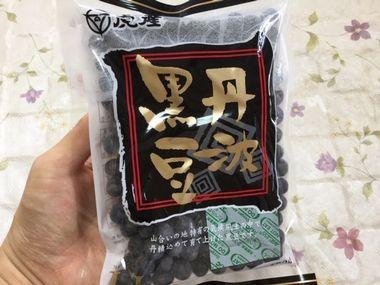 虎屋産業株式会社の丹波黒豆です。