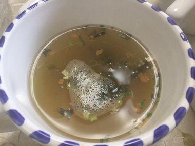 チャーハンの素スープです。