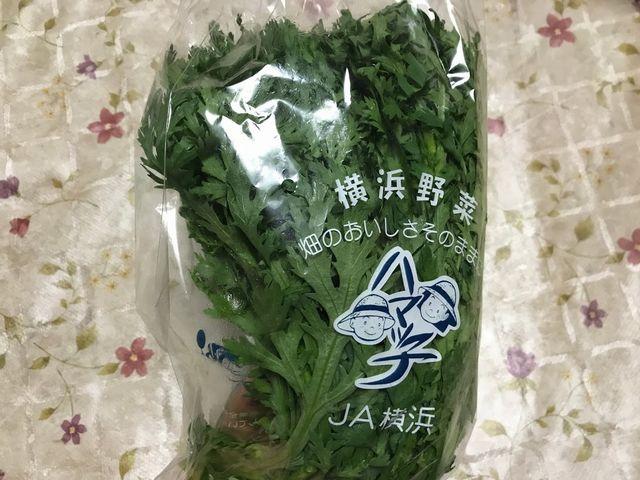 サラダ春菊です。